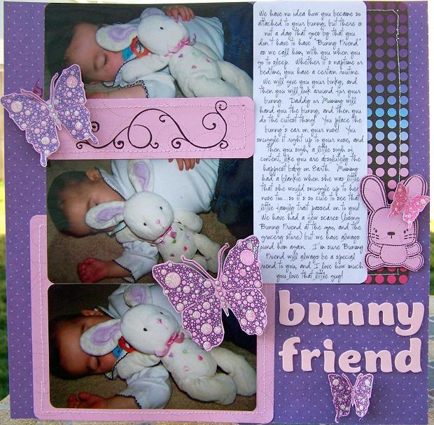 Moxxie- Bunny Friend