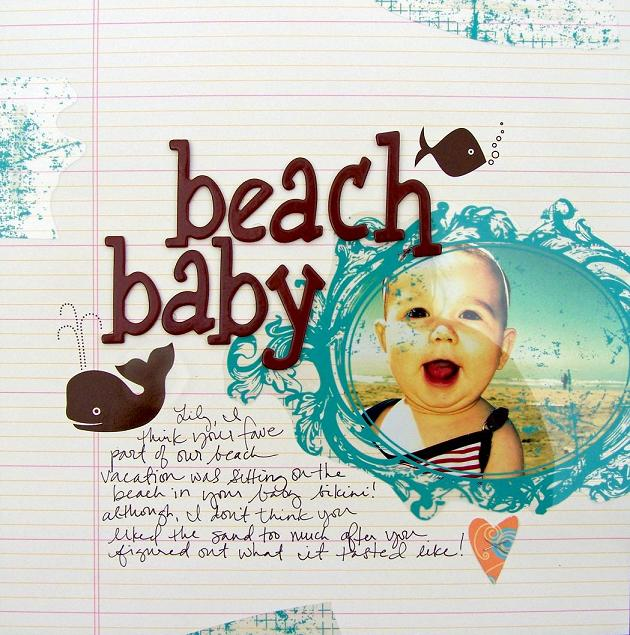 Beach Baby-Hambly