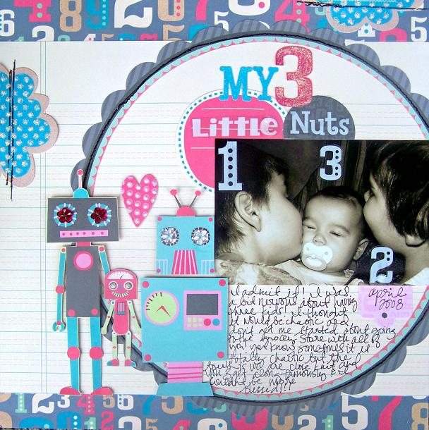 My Little Shoebox CHA (My 3 Little Nuts)