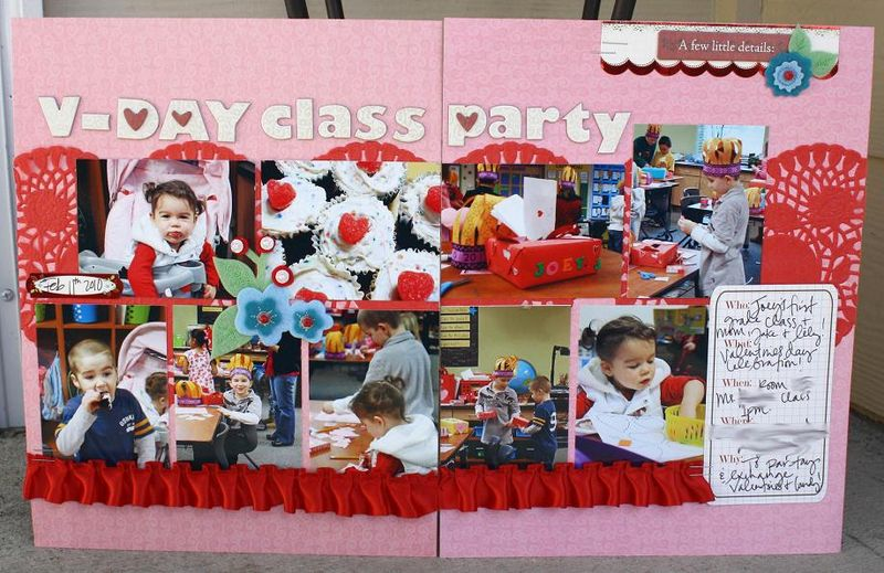 Vday Class Party