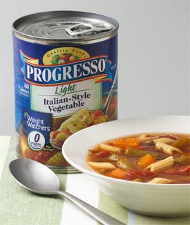 Progresso-soups