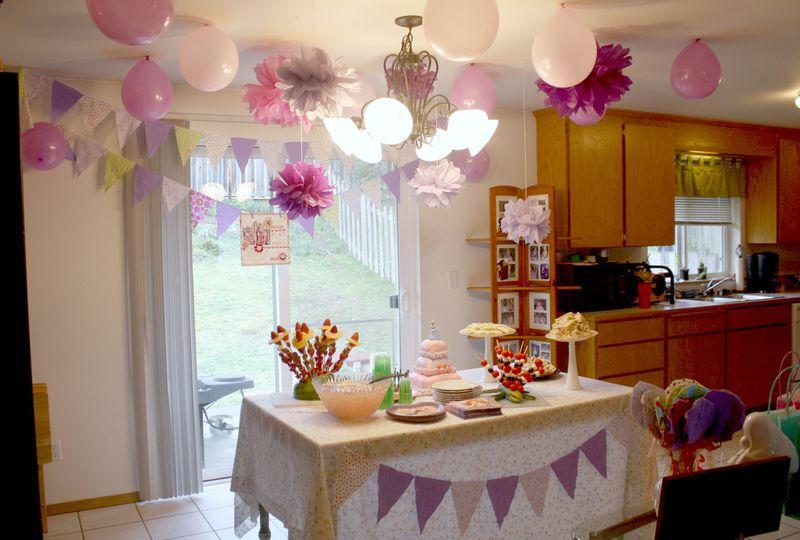 Lily's Birthday 1
